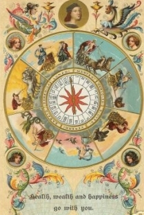 zodiac card horoscope